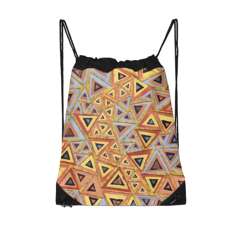 Translating New Perspective Accessories Drawstring Bag Bag by jon cooney's print shop