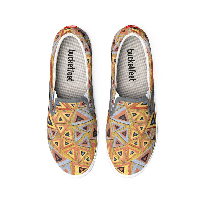 Translating New Perspective Women's Shoes by jon cooney's print shop
