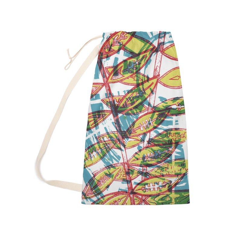 Transcend Accessories Bag by jon cooney's print shop
