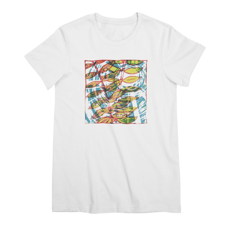 Transcend Women's Premium T-Shirt by jon cooney's print shop