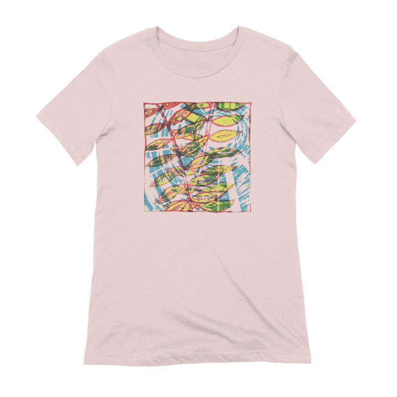 Transcend Women's Extra Soft T-Shirt by jon cooney's print shop