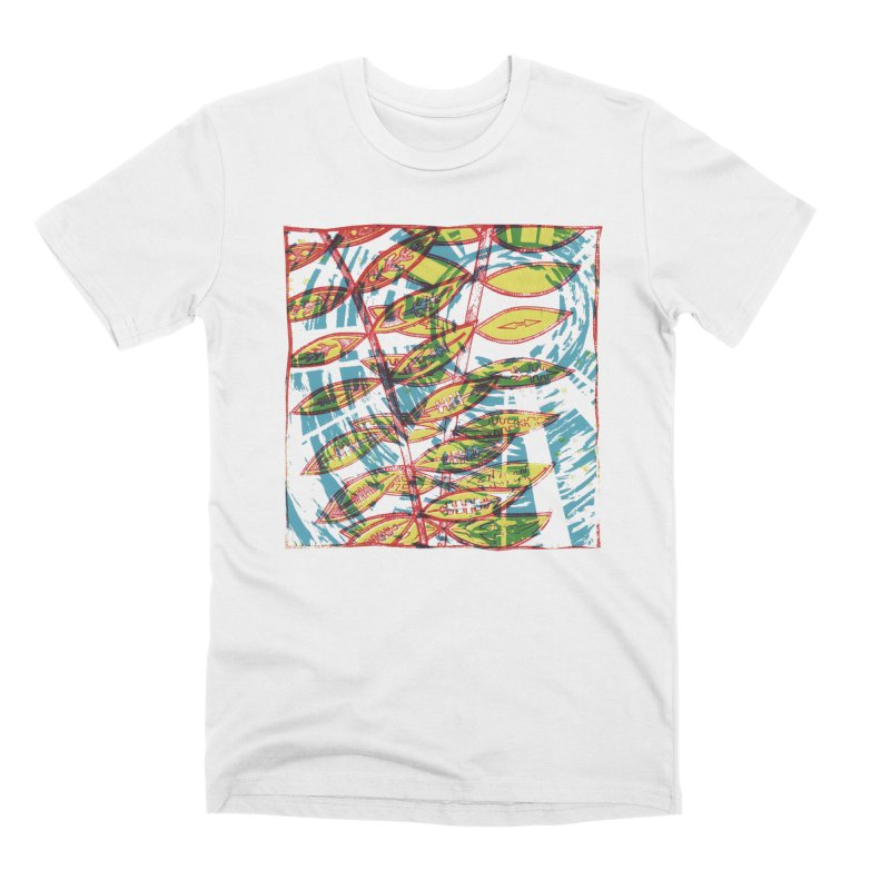 Transcend Men's T-Shirt by jon cooney's print shop