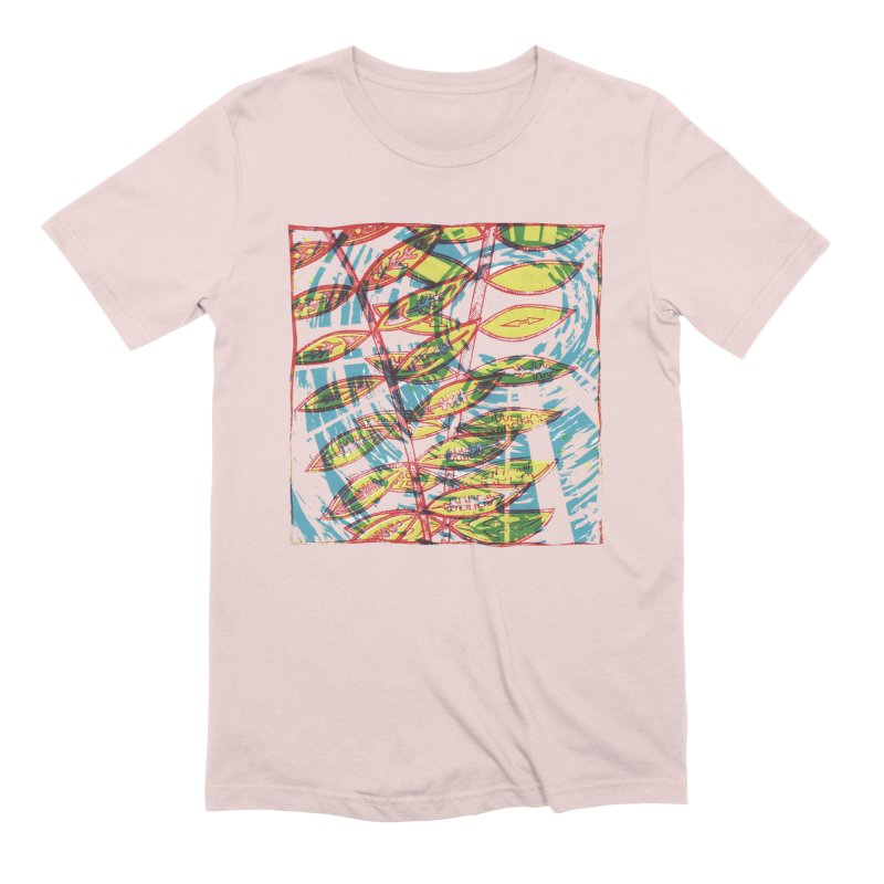 Transcend Men's Extra Soft T-Shirt by jon cooney's print shop