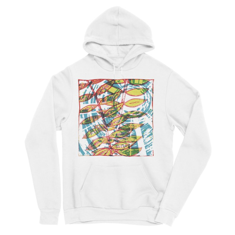 Transcend Women's Sponge Fleece Pullover Hoody by jon cooney's print shop