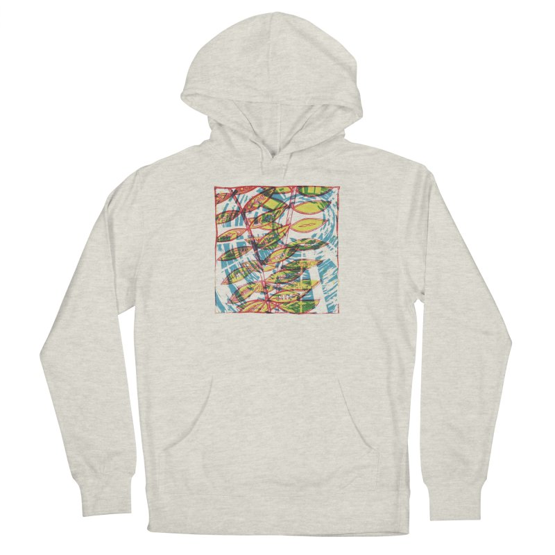 Transcend Men's Pullover Hoody by jon cooney's print shop