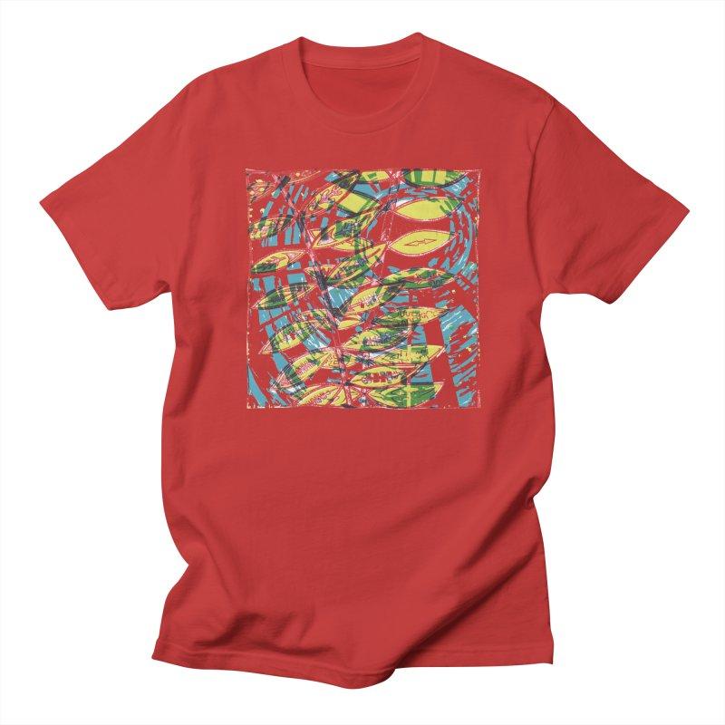 Transcend Men's Regular T-Shirt by jon cooney's print shop