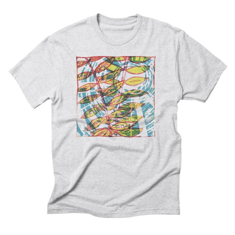 Transcend Men's T-Shirt by jon cooney's print shop