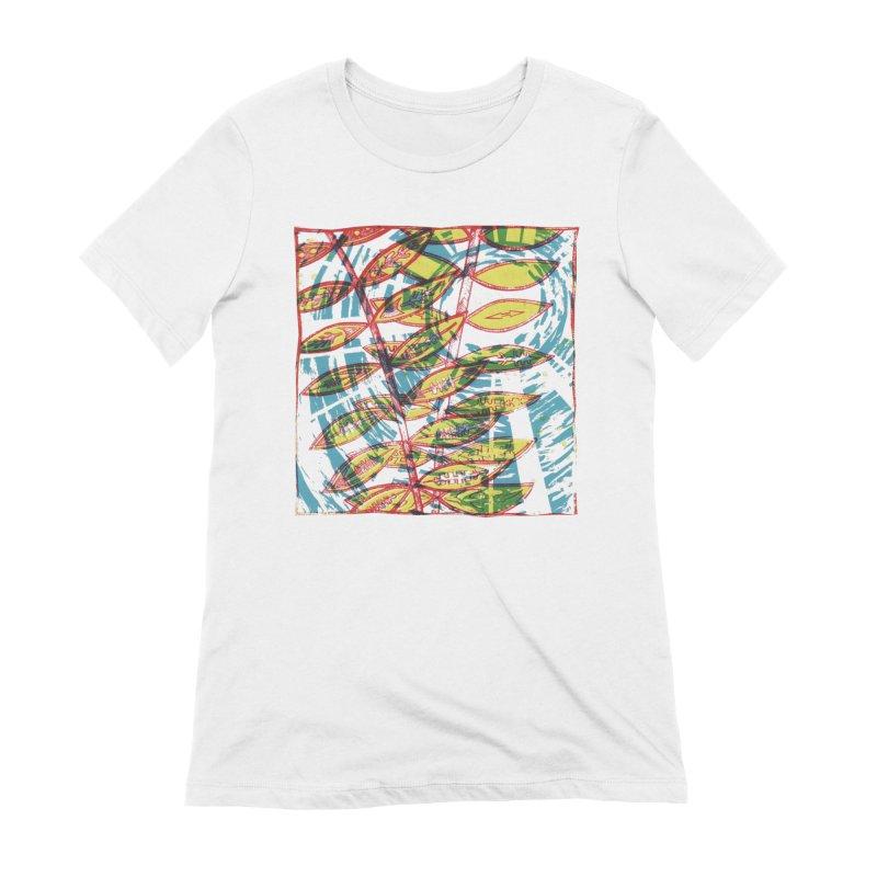 Transcend Women's T-Shirt by jon cooney's print shop