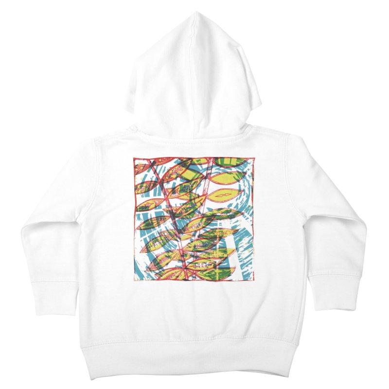 Transcend Kids Toddler Zip-Up Hoody by jon cooney's print shop