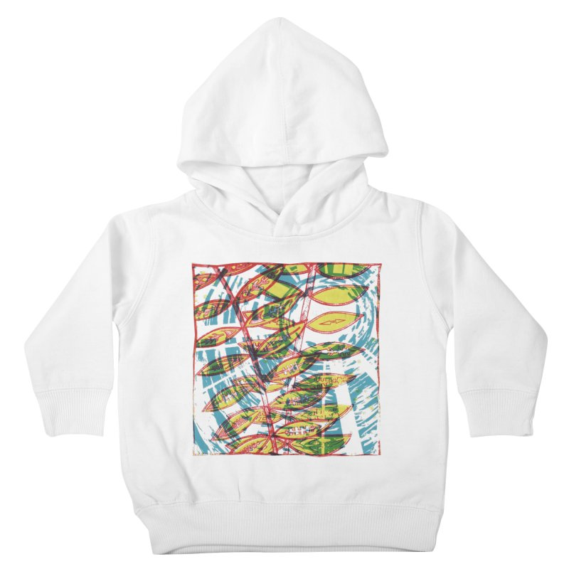 Transcend Kids Toddler Pullover Hoody by jon cooney's print shop
