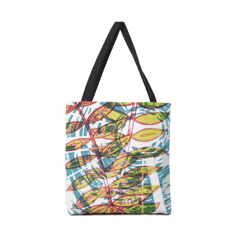 Transcend Accessories Bag by jon cooney's print shop