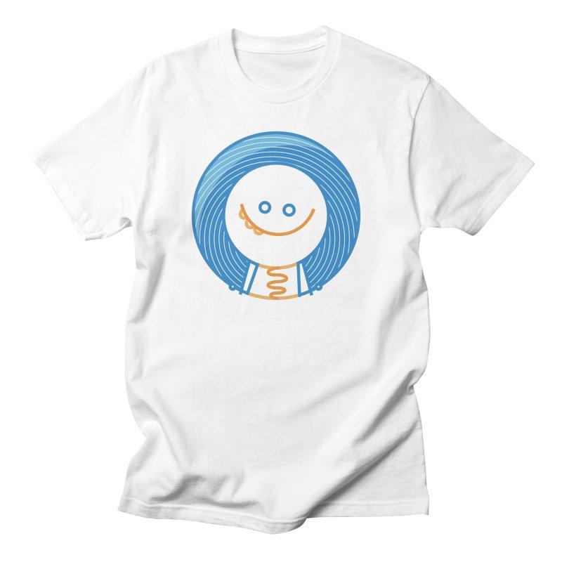 Greedy Bastard in Men's Regular T-Shirt White by Jon Gerlach's Artist Shop