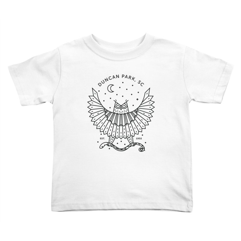 Watch Your Back Kids Toddler T-Shirt by Jon Gerlach's Artist Shop