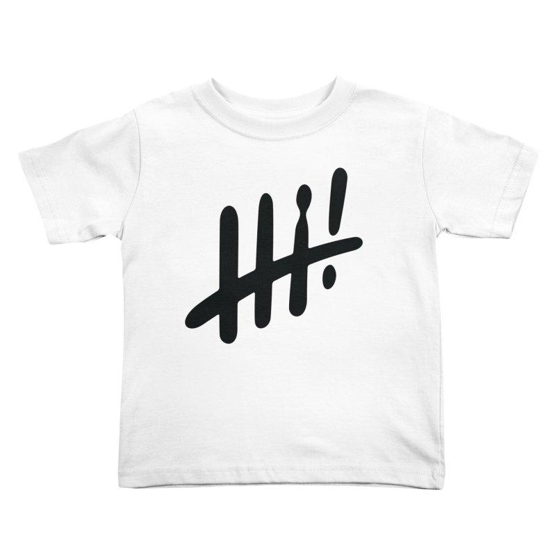 High 5! Kids Toddler T-Shirt by Jon Gerlach's Artist Shop