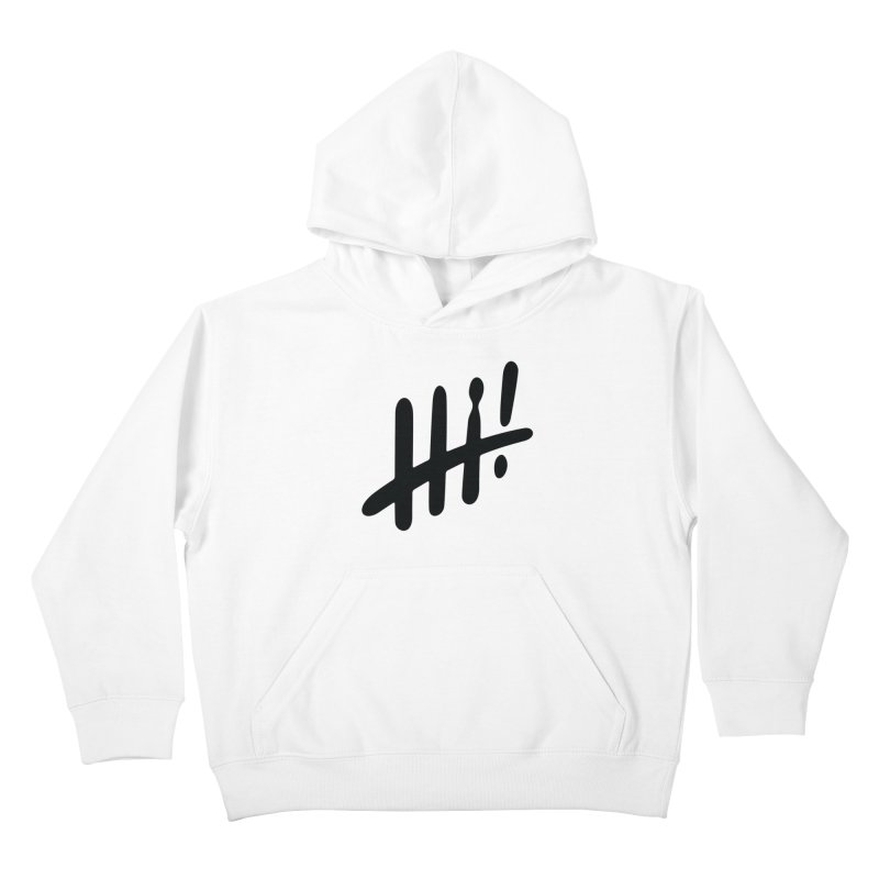 High 5! Kids Pullover Hoody by Jon Gerlach's Artist Shop