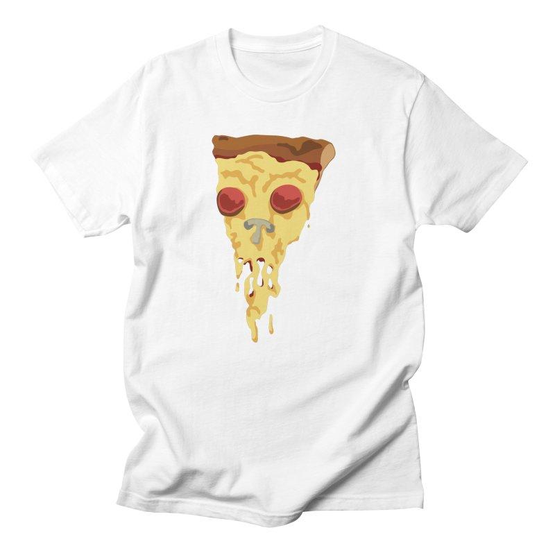 Pizza Skull Women's T-Shirt by Jon Gerlach's Artist Shop