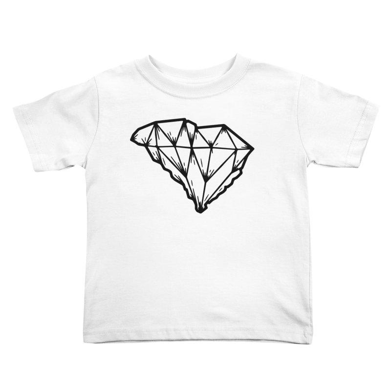Jewel of the South Kids Toddler T-Shirt by Jon Gerlach's Artist Shop