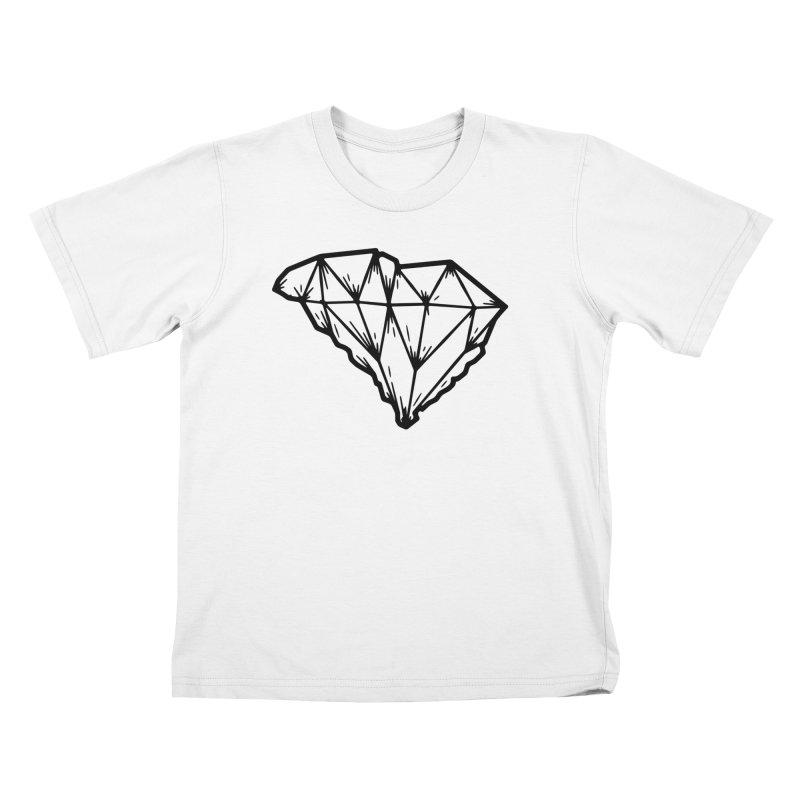 Jewel of the South Kids T-Shirt by Jon Gerlach's Artist Shop