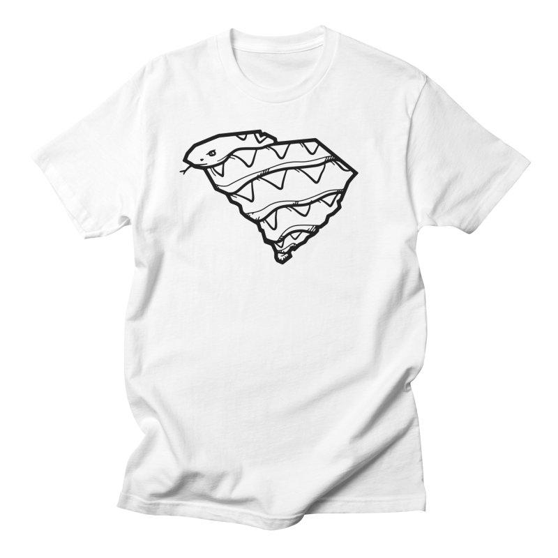 Copperhead Country Men's T-Shirt by Jon Gerlach's Artist Shop
