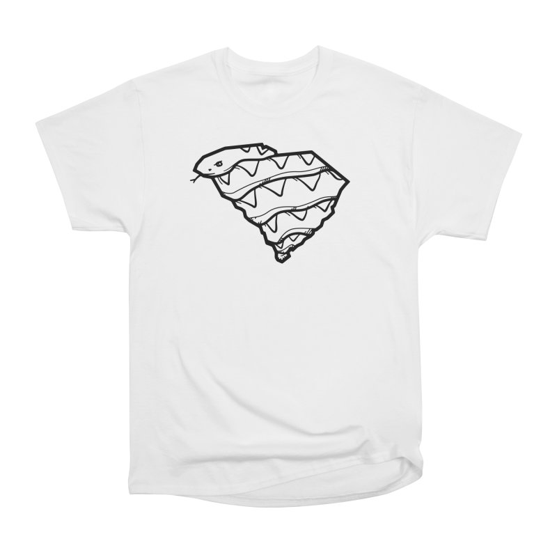 Copperhead Country Women's Heavyweight Unisex T-Shirt by Jon Gerlach's Artist Shop