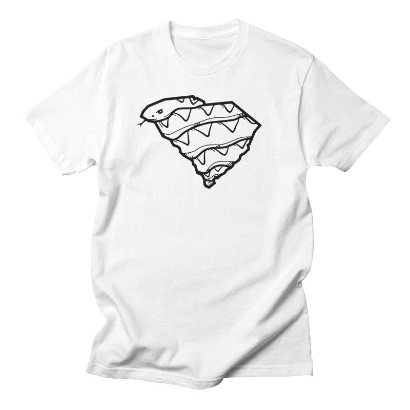 Copperhead Country Men's Regular T-Shirt by Jon Gerlach's Artist Shop