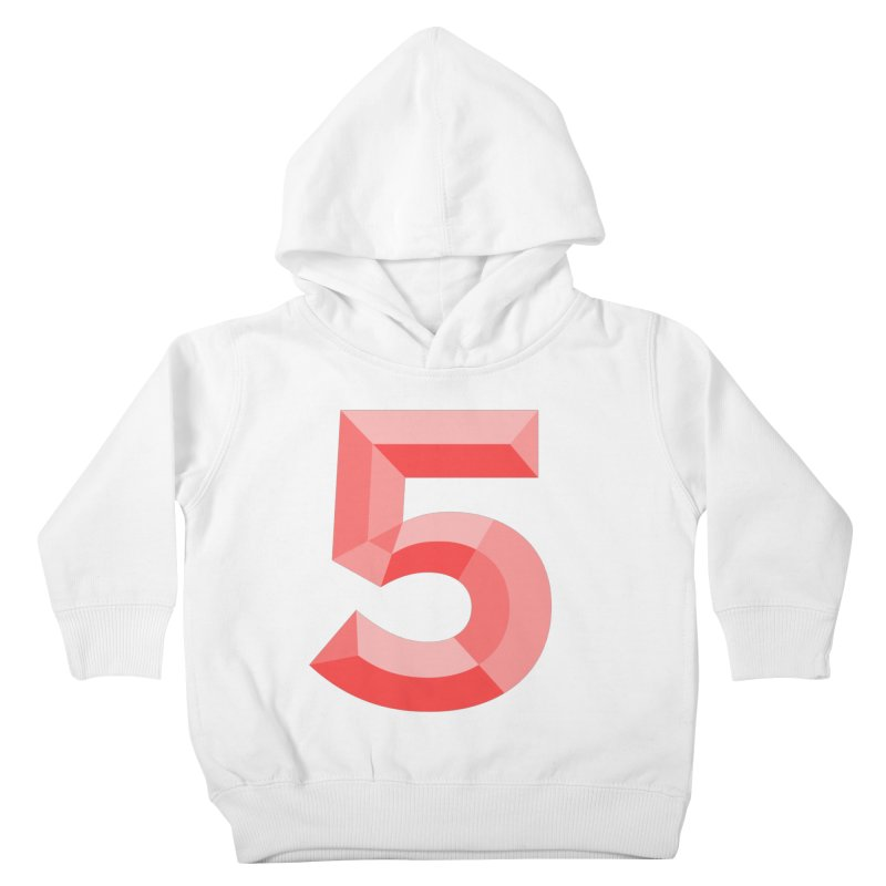 Gimme 5! Kids Toddler Pullover Hoody by Jon Gerlach's Artist Shop