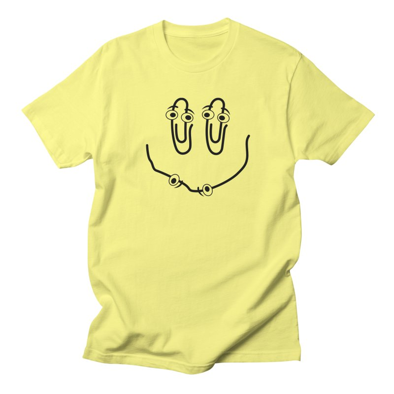 It Looks Like You're Trying To Smile Men's T-Shirt by Jon Gerlach's Artist Shop