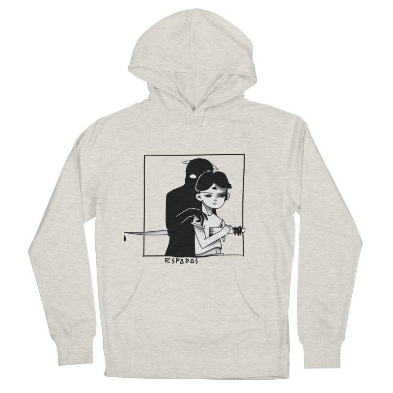 Espadas Men's Pullover Hoody by JoniWaffle's Artist Shop