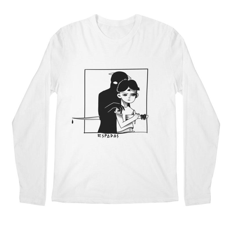 Espadas Men's Longsleeve T-Shirt by JoniWaffle's Artist Shop