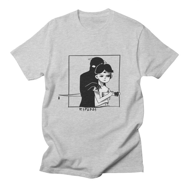 Espadas Men's T-shirt by JoniWaffle's Artist Shop
