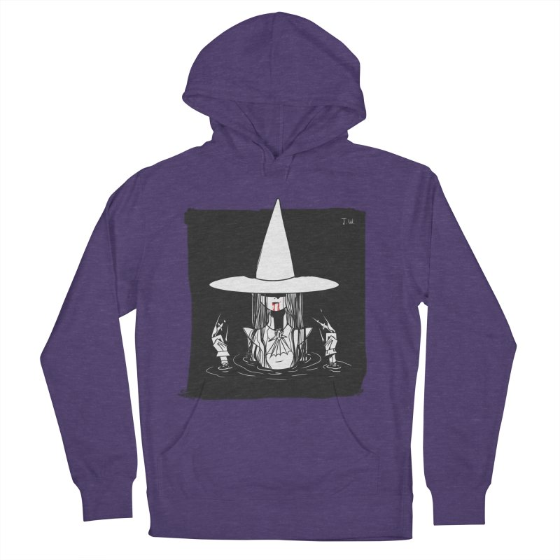 Witch Women's Pullover Hoody by JoniWaffle's Artist Shop