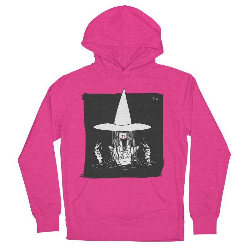 Witch Men's Pullover Hoody by JoniWaffle's Artist Shop