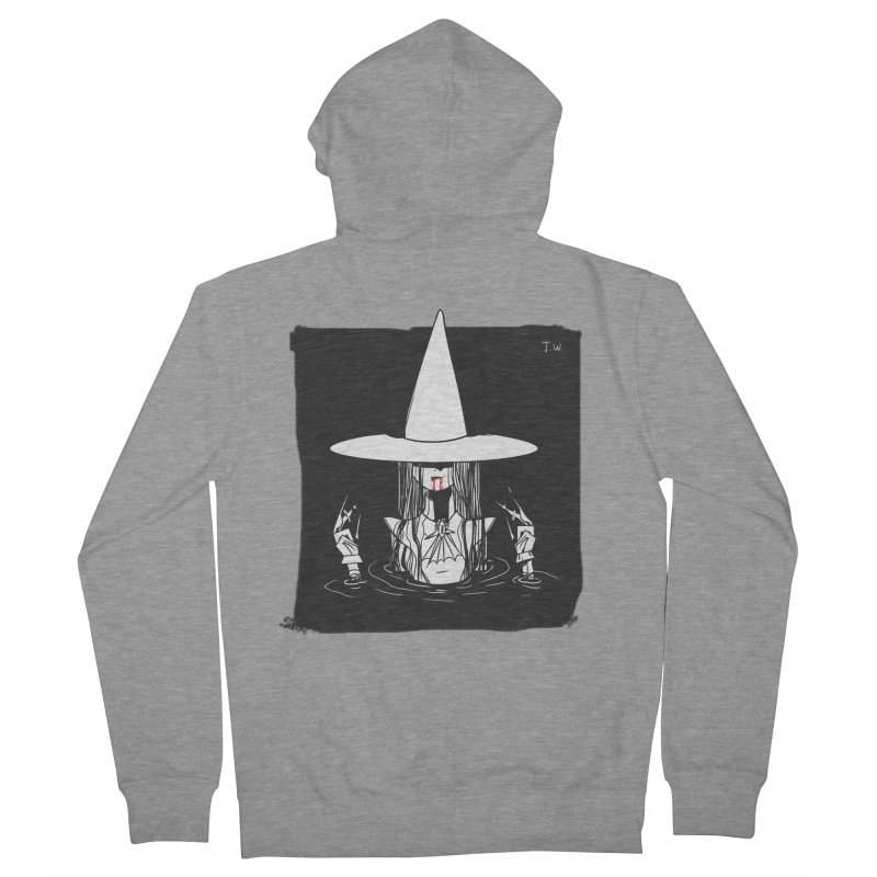 Witch Women's Zip-Up Hoody by JoniWaffle's Artist Shop