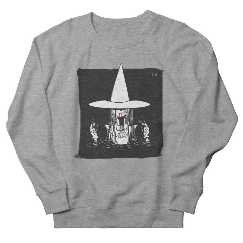 Witch Men's Sweatshirt by JoniWaffle's Artist Shop