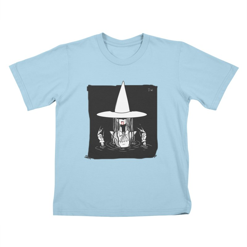 Witch Kids T-Shirt by JoniWaffle's Artist Shop
