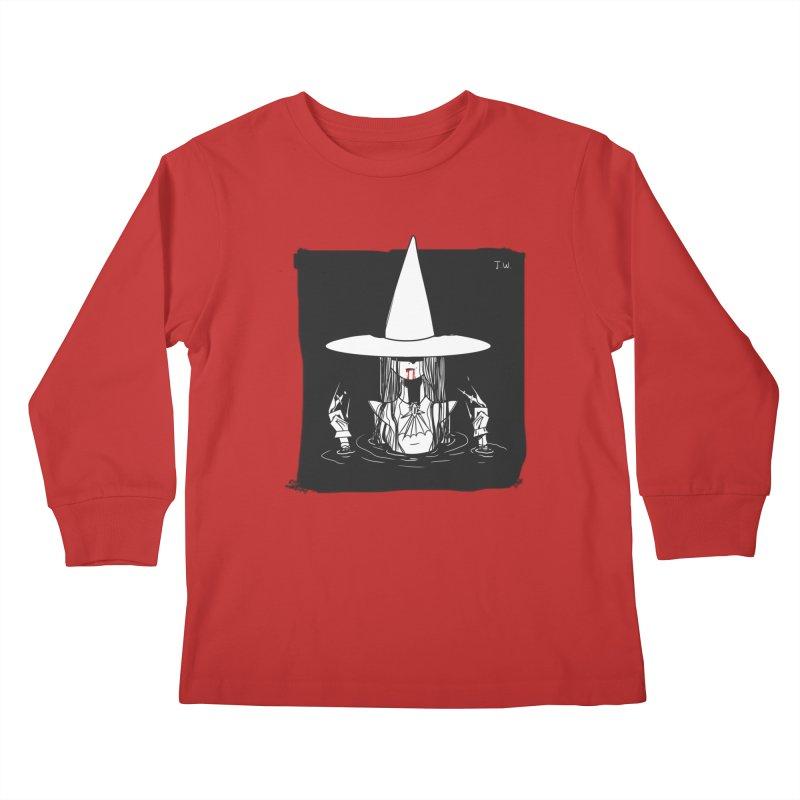 Witch Kids Longsleeve T-Shirt by JoniWaffle's Artist Shop