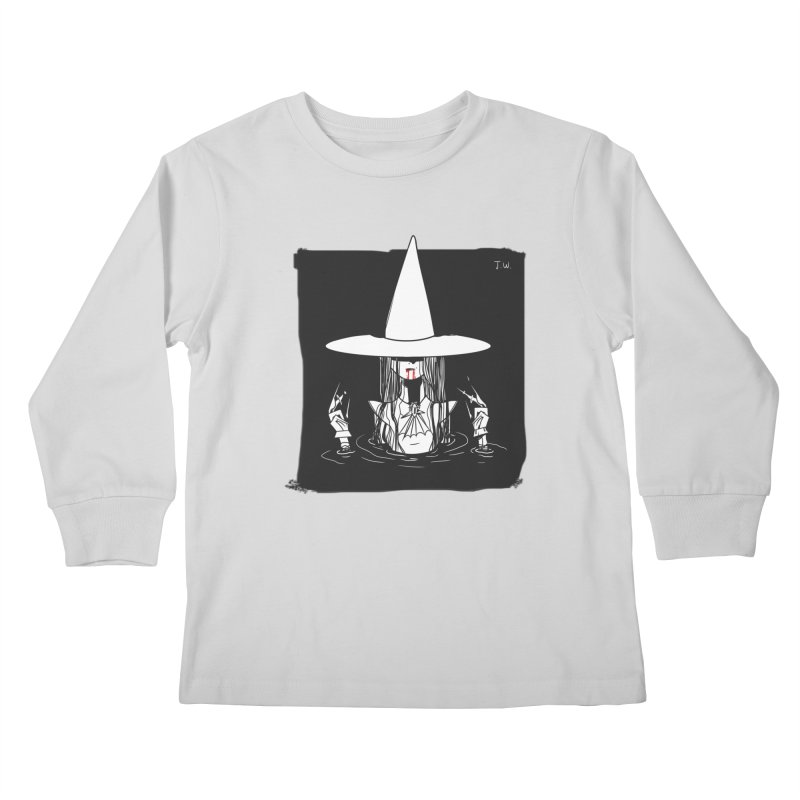 Witch Kids Longsleeve T-Shirt by JoniWaffle's Artist Shop