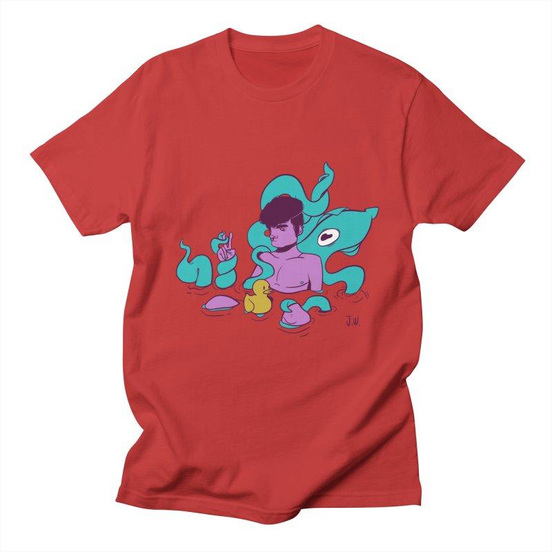 Lost Men's T-Shirt by JoniWaffle's Artist Shop