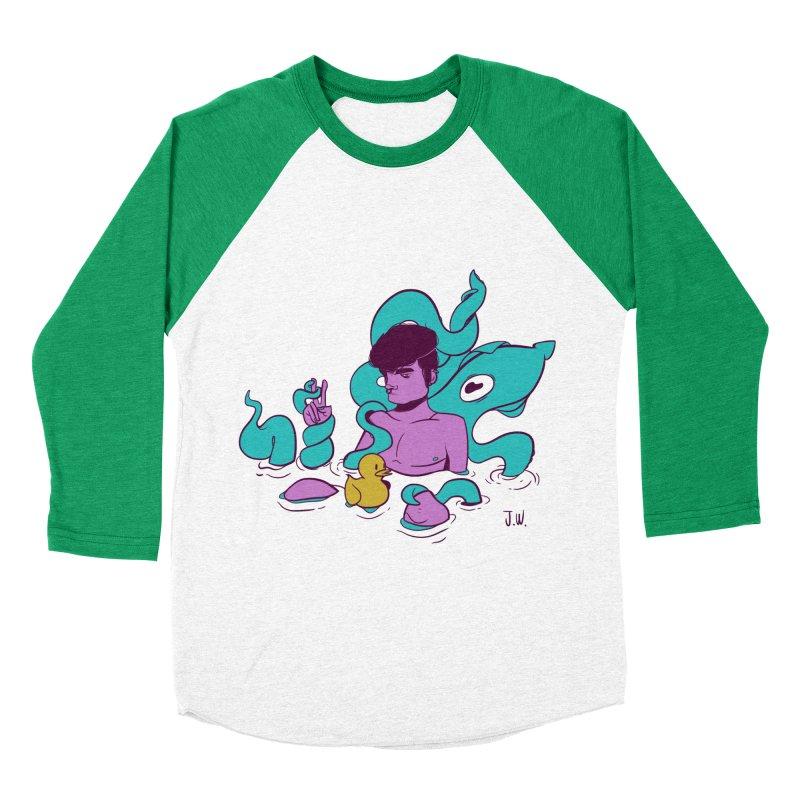 Lost Women's Baseball Triblend T-Shirt by JoniWaffle's Artist Shop