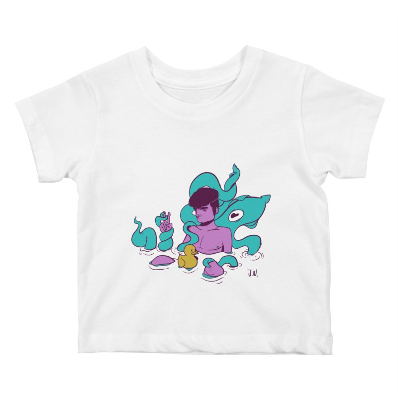 Lost Kids Baby T-Shirt by JoniWaffle's Artist Shop