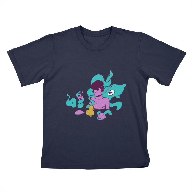 Lost Kids T-Shirt by JoniWaffle's Artist Shop