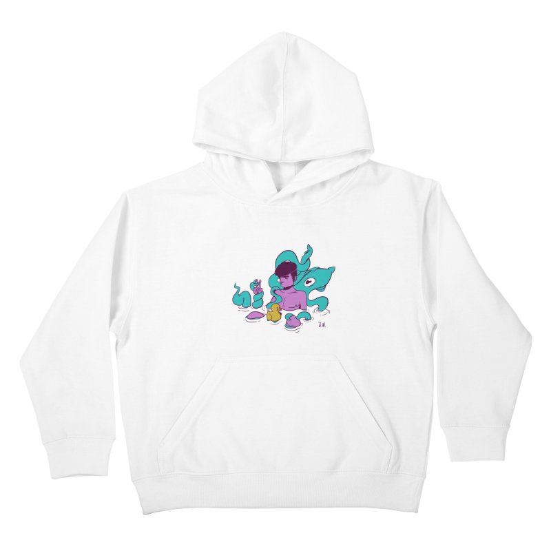 Lost Kids Pullover Hoody by JoniWaffle's Artist Shop