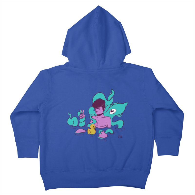 Lost Kids Toddler Zip-Up Hoody by JoniWaffle's Artist Shop