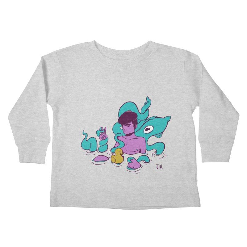 Lost Kids Toddler Longsleeve T-Shirt by JoniWaffle's Artist Shop