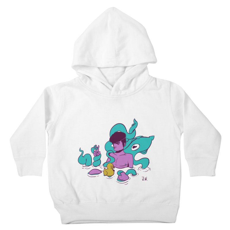 Lost Kids Toddler Pullover Hoody by JoniWaffle's Artist Shop