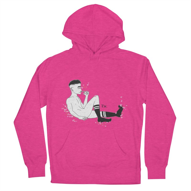 F*CK BOI Men's Pullover Hoody by JoniWaffle's Artist Shop