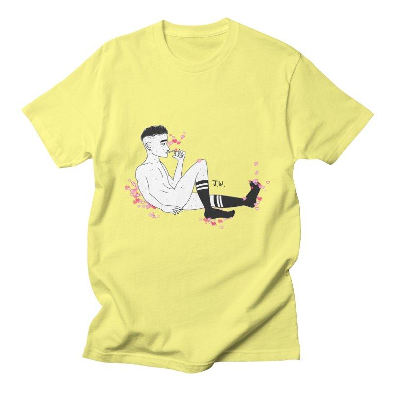 F*CK BOI Men's T-shirt by JoniWaffle's Artist Shop