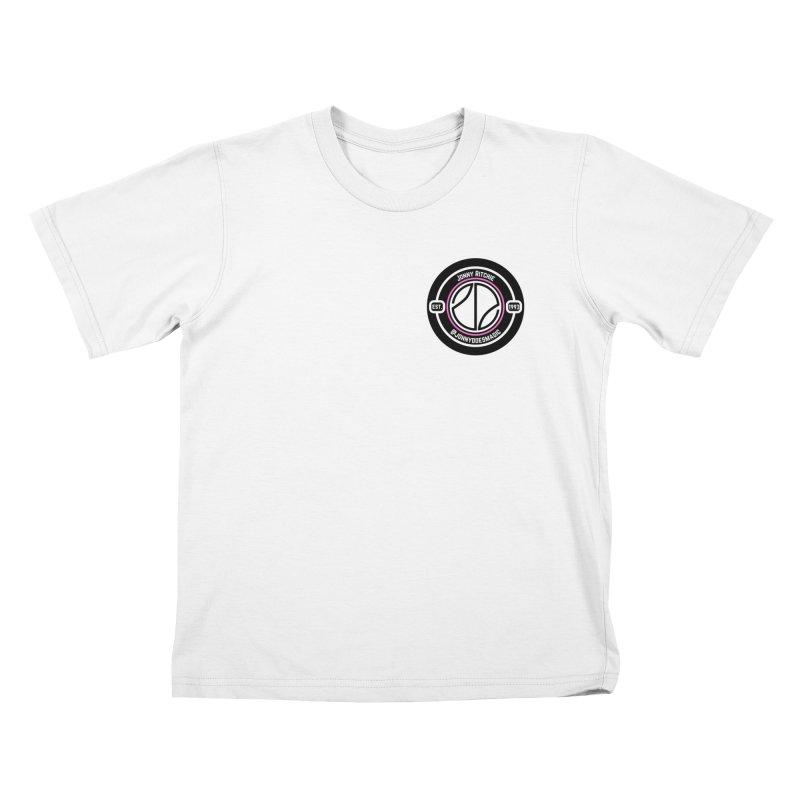 JONNYDOESMAGIC ALTERNATIVE Kids T-Shirt by jonnydoesmagic's Artist Shop