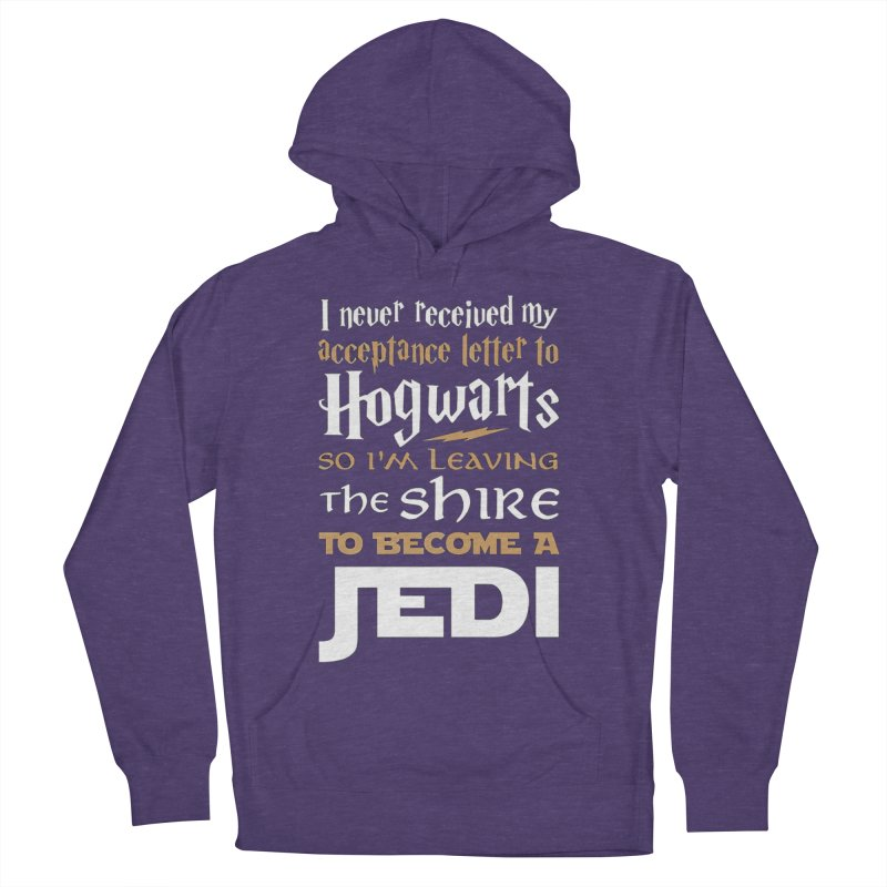 Harry Potter Star Wars Women's French Terry Pullover Hoody by Game Of Thrones and others Collection
