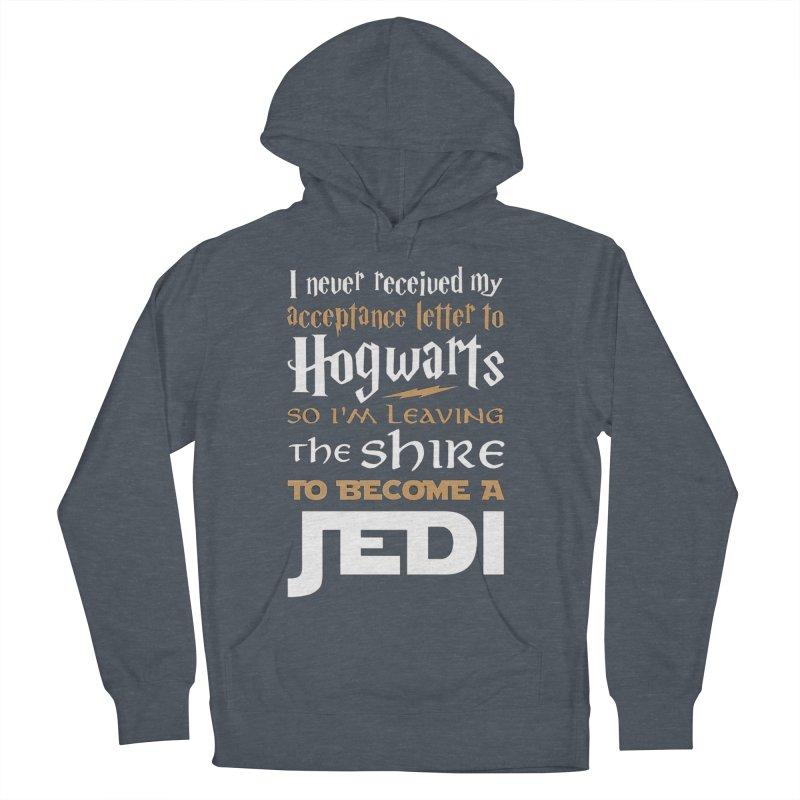 Harry Potter Star Wars Men's French Terry Pullover Hoody by Game Of Thrones and others Collection